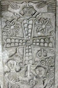Cruz Visigoda de Narbona catedral