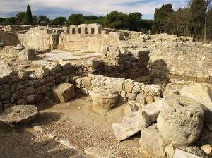 Basílica de Ampurias