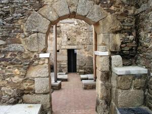 Claustro de Sta Lucía del Trampal