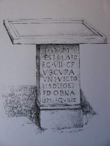 Restitución del conjunto del altar