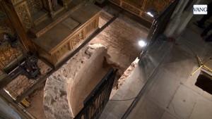 Abside y Cripta visigodos