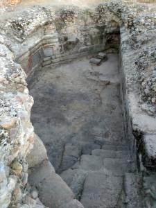 Vista general de la Cripta del Mausoleo de Las Vegas