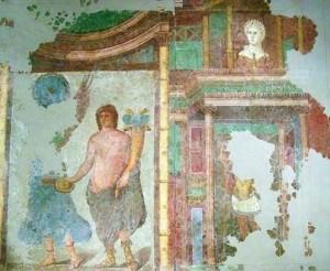 Museo Arqueológico. Casa de los Pórticos
