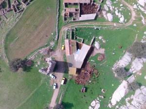 Vista aérea de Malamoneda