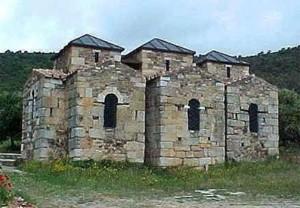 Basílica Visigoda de Santa Lucía del Trampal
