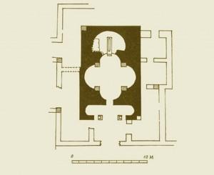 Plano Villa de la Cocosa