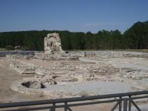 Basílica de la  Villa de Carranque