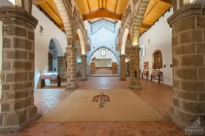 Santa María de la Encina. Centro de interpretación de la arquitectura popular extremeña.  Fotografía: Fotonazos. Burguillos del Cerro.