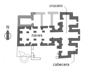 Santa Lucía del Trampal planta
